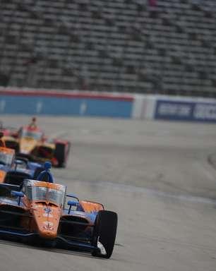 Dixon impede aproximação de McLaughlin e vence primeira corrida da Indy no Texas