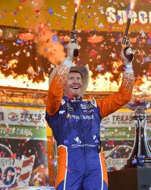 Dixon assume liderança após vitória no GP do Texas 1. Confira classificação