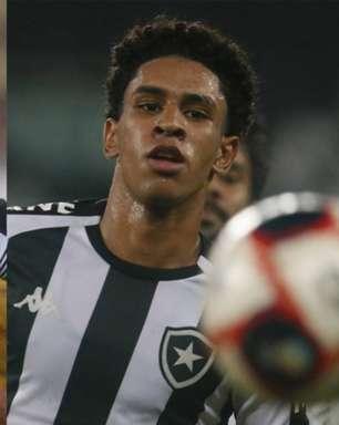 Botafogo precisa de R$ 600 mil para adquirir Kayque e Paulo Victor, dupla do Nova Iguaçu, em defintivo