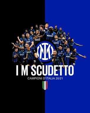 Atalanta tropeça, e Inter é campeã italiana após 11 anos
