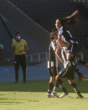 Botafogo bate o Napoli e vence a primeira no Brasileiro Feminino