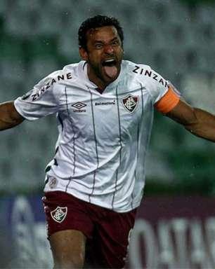 Com dois gols e recorde, Fred é eleito o jogador da semana da Libertadores