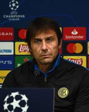 Apesar do título, Conte não tem futuro certo na Inter de Milão
