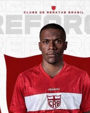 Fluminense acerta empréstimo do zagueiro Frazan para o CRB