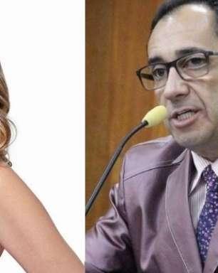 Luciana Gimenez envia queixa-crime para STF contra Jorge Kajuru por injúria e difamação