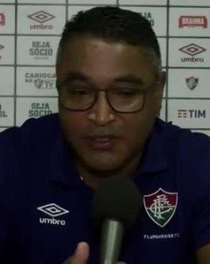 """FLUMINENSE: Roger Machado projeta dificuldade para confronto contra o Junior Barranquilla pela Libertadores: """"Será ainda mais difícil que contra o Santa Fé"""""""