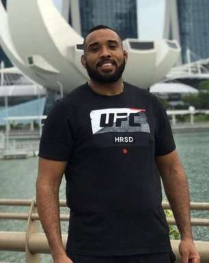 Peso-pesado brasileiro do UFC é flagrado por doping pela segunda vez e recebe suspensão de dois anos