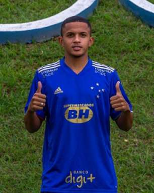 Cruzeiro confirma a contratação do atacante Paulinho, ex-São Paulo