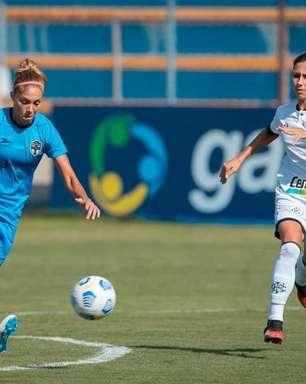 Camila Pini, do Real Brasília, fala do bom início da equipe no Brasileirão