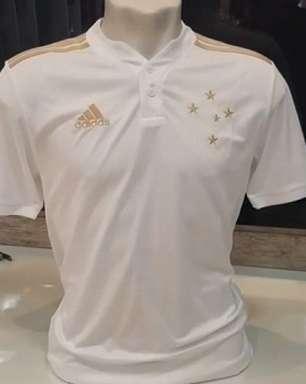 Com mensagem de Neto, Cruzeiro anuncia camisa branca do centenário para a próxima quinta-feira