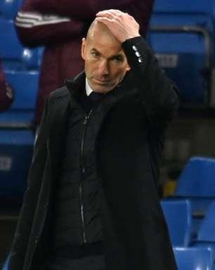 Zidane lamenta eliminação, mas exalta jogadores: 'Estou orgulhoso'