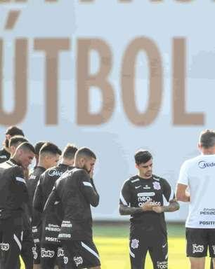 Corinthians treina no CT da Seleção Peruana antes de enfrentar o Huancayo; confira provável escalação