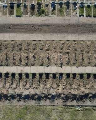 Argentina tem recorde de 663 mortos por covid-19 em um dia