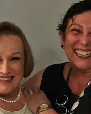 Beth Goulart revela que Bárbara Bruno segue intubada com Covid-19