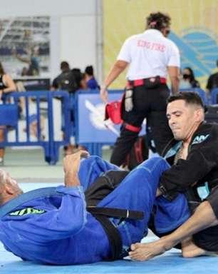 FJJ Rio inicia temporada de 2021 com Aberto em alto nível; resultados