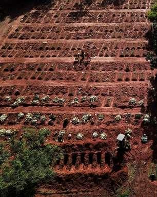 Brasil registra 2.811 novas mortes por Covid e total atinge 414.399