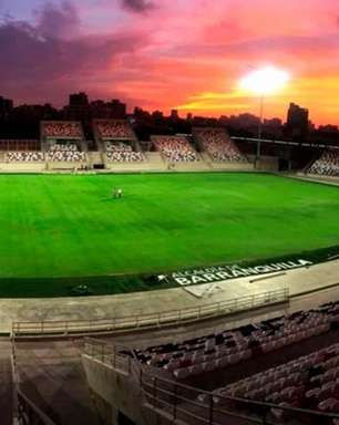 Conmebol confirma mudança da sede da partida entre Junior Barranquilla e Fluminense