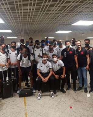 De cara nova, equipe sub-20 do Vasco encara o São Raimundo-RR pelas oitavas de finais da Copa do Brasil