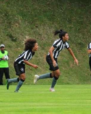 Após cortes, Botafogo encerra atividades da categoria sub-18 do futebol feminino