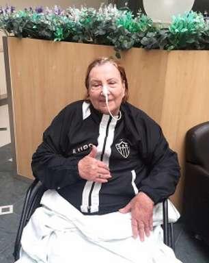 Após 75 dias internada, Dona Nilde, mãe de Cuca, vence a Covid-19 e recebe alta do hospital