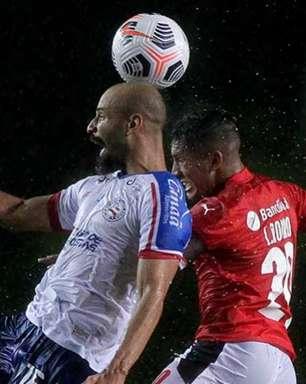 Bahia se complica na Sul-Americana com empate diante do Independiente