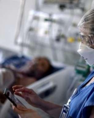 Brasil registra 2.791 mortes por Covid nas últimas 24h e média móvel mantém queda