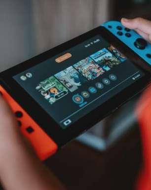 Nintendo Switch vende mais que o esperado e ultrapassa Game Boy Advance