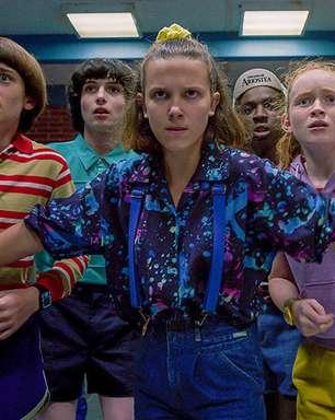 Vídeo misterioso divulga 4ª temporada de 'Stranger Things'