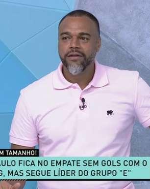 Denílson elogia Miranda e equipe em empate do São Paulo: 'Mostrou que sabe sofrer'