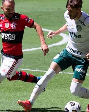 STJD julga Flamengo e Palmeiras por confusão na Supercopa nesta sexta; clubes podem ser multados e Abel Ferreira suspenso