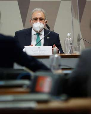 Sou contra quebra de patentes de vacinas, diz Queiroga à CPI da Covid