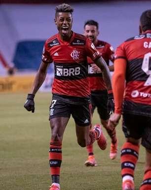 Fifa enaltece golaço de Bruno Henrique contra a LDU e cita a possibilidade de Prêmio Puskás
