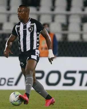Boletim Médico do Botafogo: Guilherme Santos apresenta sintomas no trato respiratório