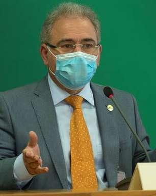 Queiroga se nega a responder em CPI sobre cloroquina
