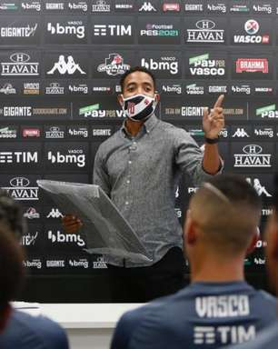 Atletas do Vasco participam de debate sobre racismo
