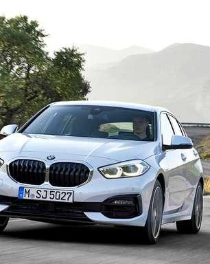 BMW Série 1 e Série 2 chegam à linha 2022 no Brasil