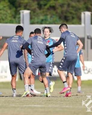 Em busca de 'protagonismo', Vasco tem jogadores que já foram e outros que buscam destaque individual