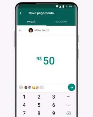 WhatsApp Pagamentos: Facebook remunera bancos para crescer no Brasil