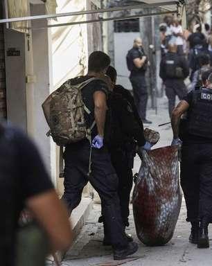 Polícia divulga lista de mortos em operação no Jacarezinho