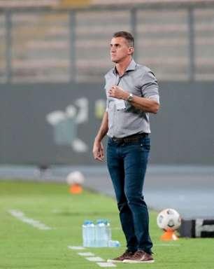 Mancini lamenta gols perdidos pelo Corinthians na Sul-Americana: 'Poderia ter feito mais'