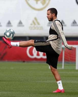 Real Madrid coloca Hazard à venda e aguarda propostas