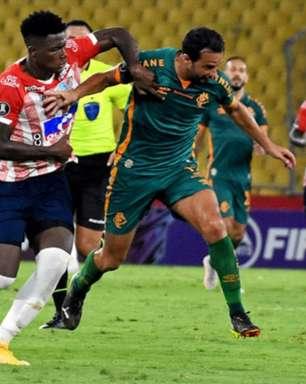Desgaste e arbitragem pesam, mas Fluminense empata na Libertadores; bola parada representa 40% dos gols