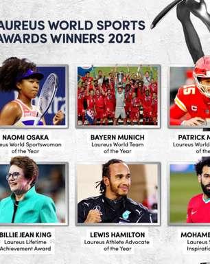 Bayern de Munique, Nadal e mais: confira vencedores do Prêmio Laureus