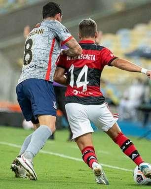 Conmebol define arbitragem para Unión La Calera e Flamengo, no Chile