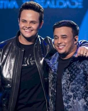 Matheus e Kauan gravam seis músicas inéditas em Goiás