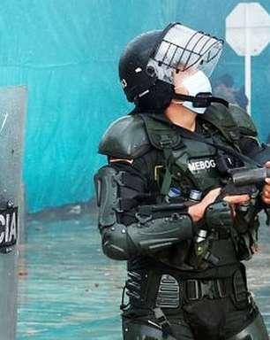 Protesto na Colômbia: 'É infame que matem jovens desarmados', diz pai de adolescente morto com tiro