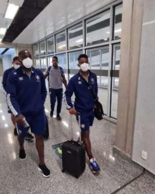 Fluminense desembarca no Rio após odisseia na Libertadores e em dia de folga para 'descansar bem os atletas'