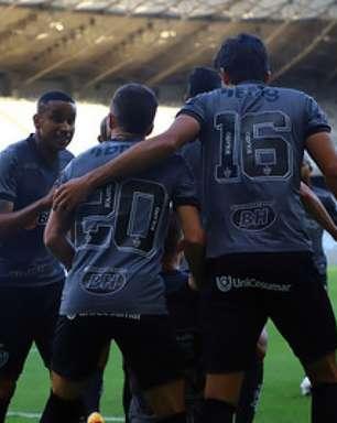 Atlético-MG empata com o Tombense e chega à 15ª final consecutiva do Campeonato Mineiro