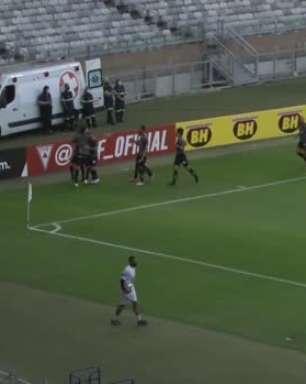 MINEIRO: Gols de Atlético-MG 1 x 1 Tombense