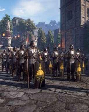Lançamento de Siege Survival: Gloria Victis será no dia 18
